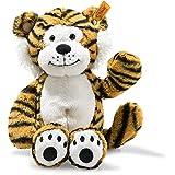 Steiff 66139 Soft Cuddly Friends Toni Tiger, gestreift
