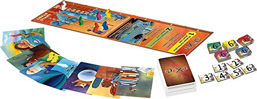 Dixit Board Game | Storytelling Game for Kids and Adults | Fun Family Board Game | Creative Kids Game | Ages 8 and up | 3-6 Players | Average Playtime 30 Minutes | Made by Libellud