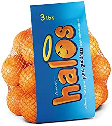 Wonderful Halos Mandarins, 3 Pound (Pack of 1)