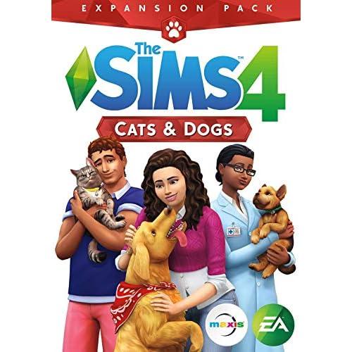 The Sims 4 - Cani & Gatti DLC   Codice Origin per PC