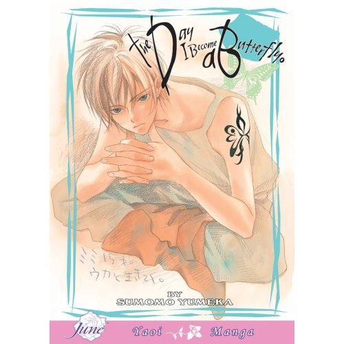 The Day I Become A Butterfly (Yaoi Manga) (English Edition)