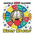 Davis  J  Garfield 2020 Mini Wall Calendar