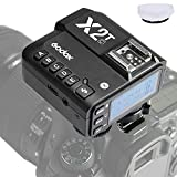GODOX X1R C 32 チャンネル TTL 無線リモートフラッシュ受信機 シャッターレリーズ キヤノンEOS カメラ適用 GODOX X1T C 送信機と互換性がある