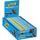 PowerBar Protein Plus Low Sugar Barre Protéinée Faible en Sucre Chocolat Brownie 30 x 35 g
