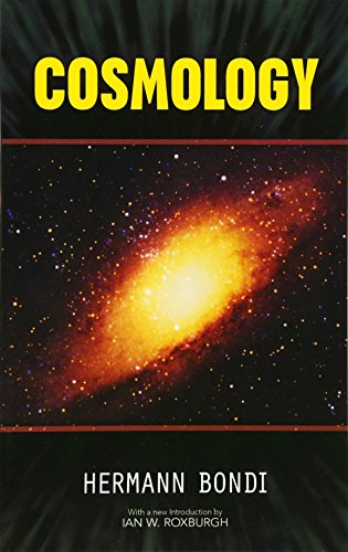 Cosmology (Dover Books on Physics)