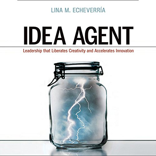 Idea Agent audiobook cover art