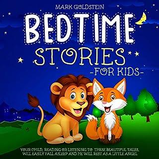 Bedtime Stories for Kids cover art