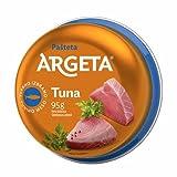 Argeta Tuna Pate Argeta, 95 Gram (Pack of 12)