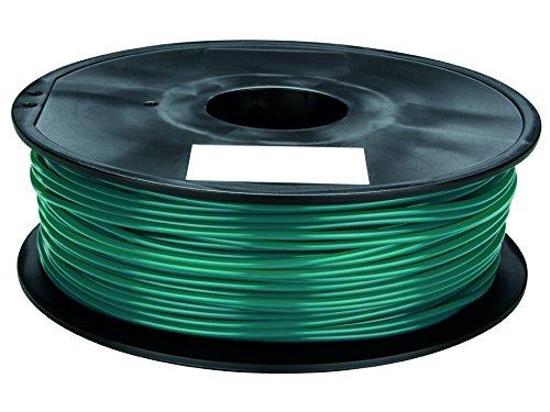 Velleman 1.75 mm PLA Filament for 3D Printer - Green