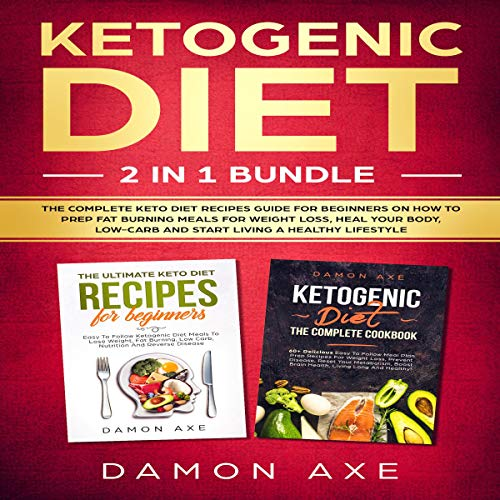 Ketogenic Diet 2 in 1 Bundle cover art