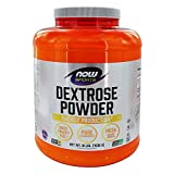 Dextrosa en polvo de Now Foods Sports