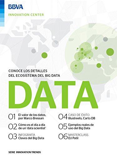 Ebook: Data (Innovation Trends Series) eBook: BBVA Innovation Center, Innovation Center, BBVA: Amazon.es: Tienda Kindle