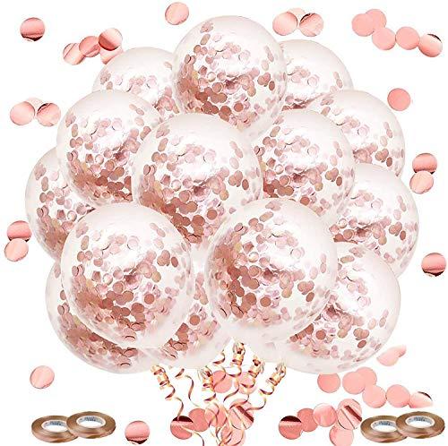 a ray of sunshine Latex Glitter Ballons,Heliumluftballons,Pailletten Ballons,Konfetti Luftballons,Latexballon für Hochzeit Geburstagsdeko Babyparty Dekoration,12 Zoll Verdicken(30pcs)