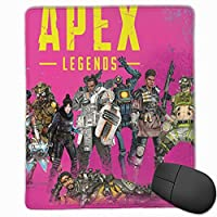 Apex Legend コンピュータ周辺機器アニメマンガゲームマウスマウスパッドキーボードパッド特大防水滑り止めファッションかわいい商品18 X22cm