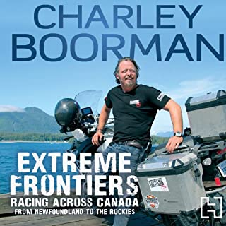 Extreme Frontiers cover art
