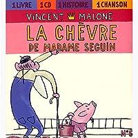 Chevre De Monsieur Seguin (Livre