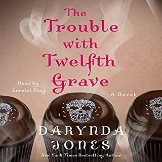 The Trouble with Twelfth Grave     A Novel              By:                                                                                                                                 Darynda Jones                               Narrated by:                                                                                                                                 Lorelei King                      Length: 7 hrs and 15 mins     2,487 ratings     Overall 4.8