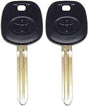 Toyota Transponder Key Replacement