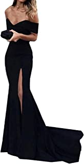 f5fdc2fafd4f Amazon.es: Vestidos De Fiesta Corte Sirena - Negro