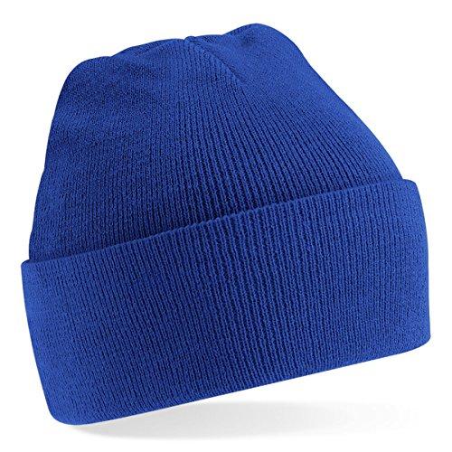 Beechfield Strickmütze, verschiedene Farben Royalblau