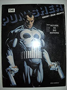 Hardcover The Punisher: Return to Big Nothing Book