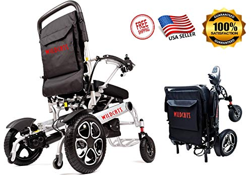 Great Features Of Wildcat Extreme 4-Wheel Sport Heavy Duty Long Range Travel Mobility Scooter for Ad...