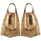 ARENA POWERFIN Pro Fed Training Gear, Unisex-Adult, Gold, 44-45