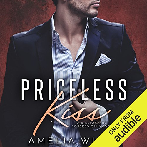 Priceless Kiss audiobook cover art