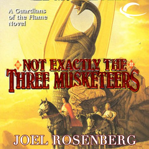 Not Exactly the Three Musketeers audiobook cover art