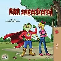 Being a Superhero (Serbian Children's Book - Latin alphabet) (Serbian Bedtime Collection - Latin)