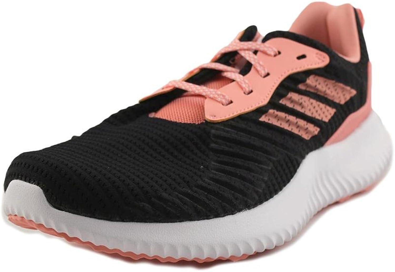 Adidas Women's Alphabounce RC Core Black Sun Glow Footwear White 10 B US