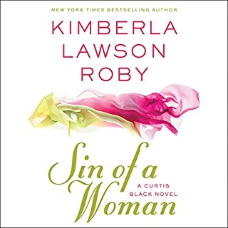 Sin of a Woman audiobook cover art