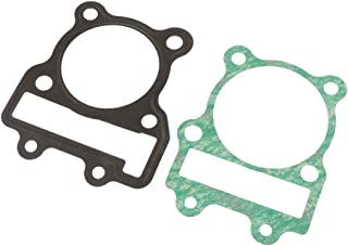 X AUTOHAUX Cooler Housing Gasket Engine Oil Filter Seal for Mercedes-Benz 2721840280