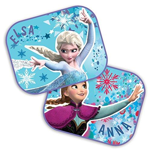 Disney 9312 Sonnenschutz-Vorhänge Frozen 1