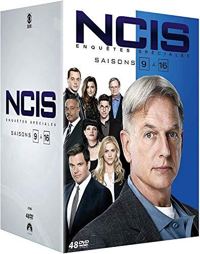 NCIS Staffel 9-16 / Navy CIS Season 9 + 10 + 11 + 12 + 13 + 14 + 15 + 16 in Deutsch und Englisch - EU Import