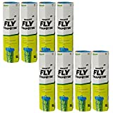 RESCUE! TrapStik for Flies – Indoor Hanging Fly Trap - 8 Pack