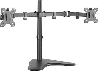 """Suporte Articulado de Mesa com Regulagem de Altura para 2 Monitores de 17"""" a 32"""" - T1224N ELG"""
