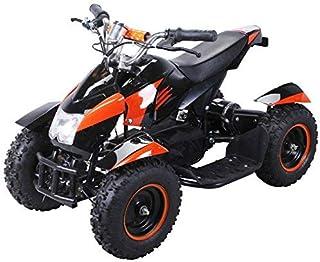 Mini Eléctrico Niños ATV Cobra 800 Vatios Pocket Quad - Naranja