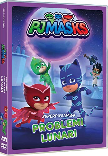 PJ Masks- Super Pigiamini: Problemi Lunari ( DVD)