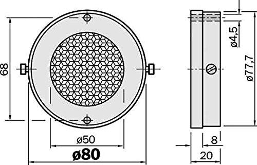 Sick Reflektor D = 50mm SW50
