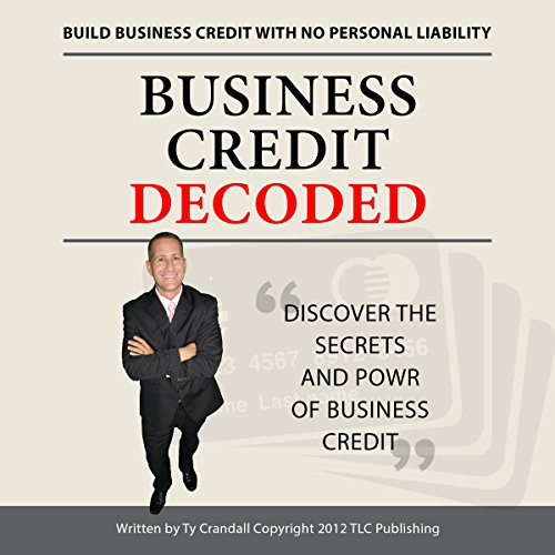 Business Credit Decoded cover art