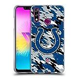 Head Case Designs sous Licence Officielle NFL Camou Indianapolis Colts Logo Coque en Gel Doux...
