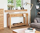 Hill 1975 The Draftsman Collection Console Table, Wood, One