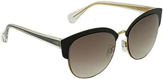 IDEE Mirrored Phantos Women's Sunglasses - (IDS2342C1SG|55|Gold Mirror-Smoke Color)