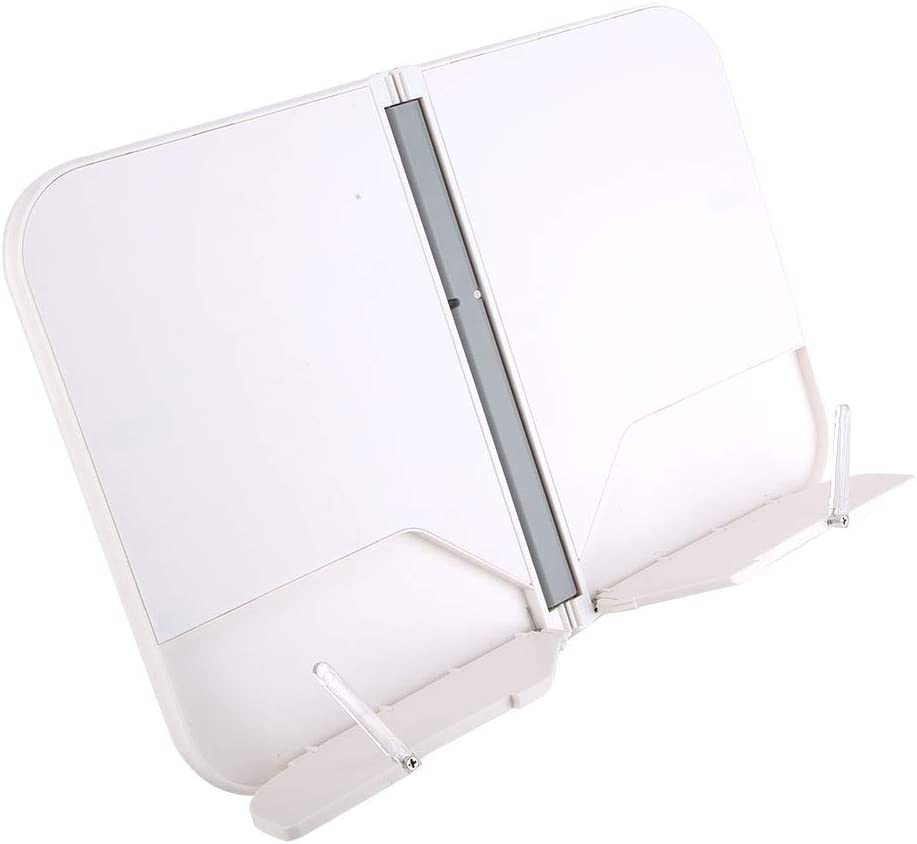 mart Multifunctional Reading Stand Adjustable Shelf Books Today's only Folding