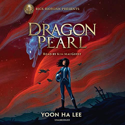 Dragon Pearl audiobook cover art