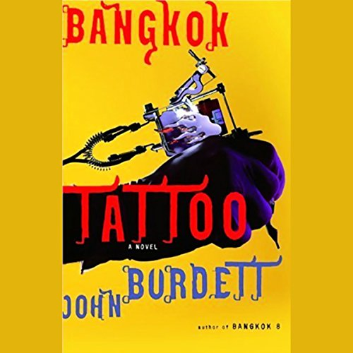 Bangkok Tattoo audiobook cover art