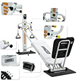 Best Total Gyms - GR8FLEX High Performance Gym - Pearl White XL Review