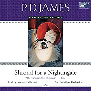 Shroud for a Nightingale cover art