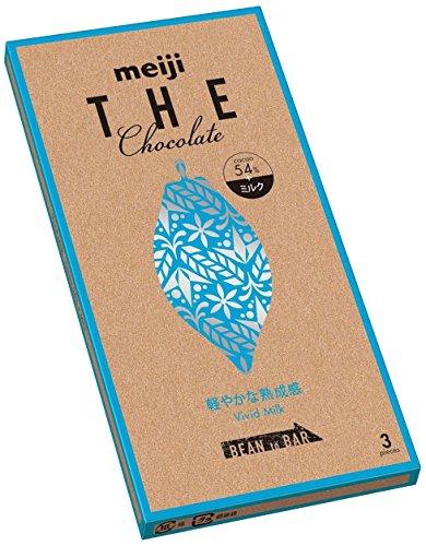 明治 明治ザ・チョコレート軽やかな熟成感ビビッドミルク 50g×10箱
